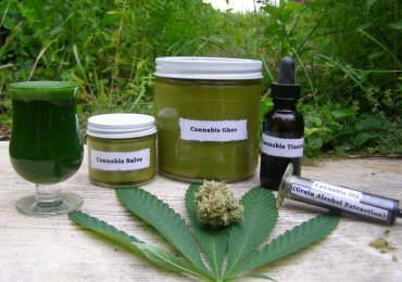 Cure Cancer - How to make your own Cannabis Oil