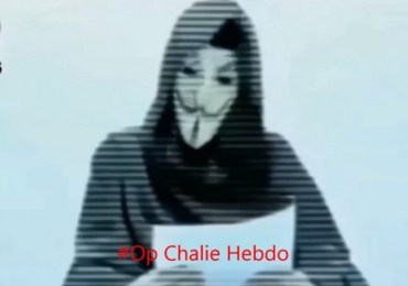Anonymous Declared Cyber War Against Jihadists #Op charlie hebdo - Truth Inside Of You