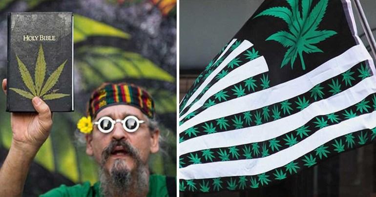 Cannabis Church in USA