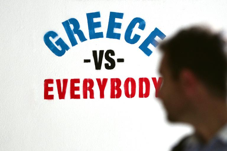 THE TRUTH ABOUT GREECE