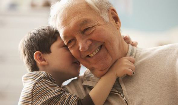 Why do we have grandparents? - Research