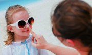 Parents warned to check sun cream and armbands this summer.