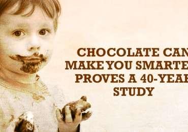 Chocolate Can Make You Smarter