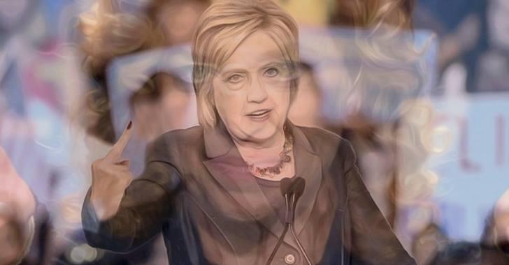 the-public-got-a-raw-look-at-hillary-clinton