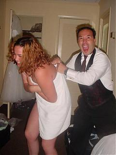 ex wife passed out naked