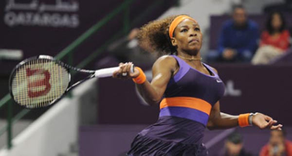 Serena Williams - Oldest No. 1 - Qatar Total Open 2013