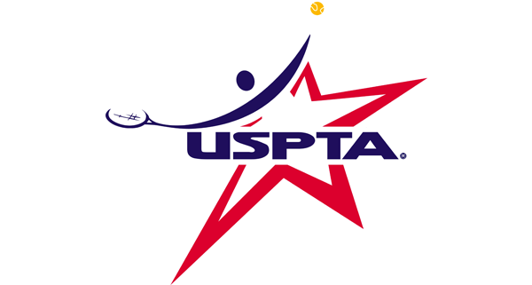 USPTA Tennis Association Logo