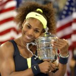 serena williams is the top seed at the US Open 2015
