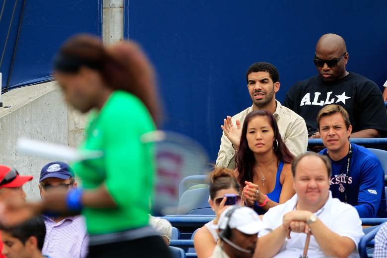 Serena Williams Pregnant with Drake's Child?