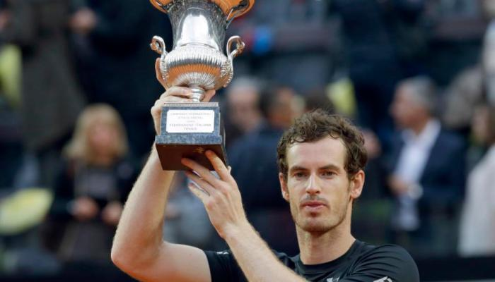 Andy Murray gains revenge on Novak Djokovic with Rome Masters win