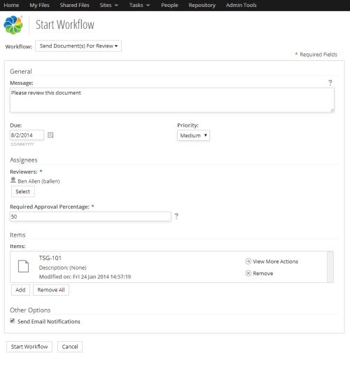 2014-02-05 12_50_30-Alfresco » Start Workflow