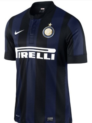 Inter Milan Home Jersey 2014