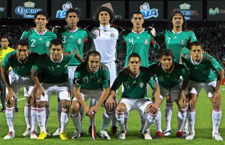 Mexico Soccer Team Players 2013