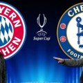 Chelsea vs Bayern Munich 2013 Super Cup match