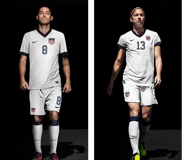 USA men soccer jersey 2014 world cup