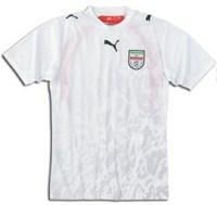 Iran Kits Puma 2014 World Cup
