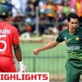 Pak vs ZIm Highlights 2013 T20, ODI Test matches