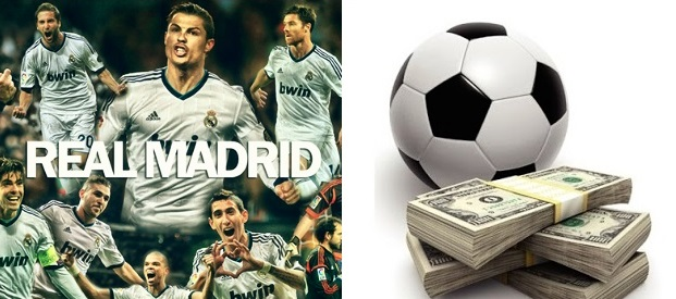 Real Madrid Salaries 2013-2014