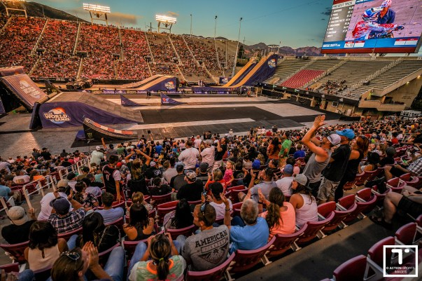 Nitro World Games; Salt Lake City, Utah; July 16, 2016