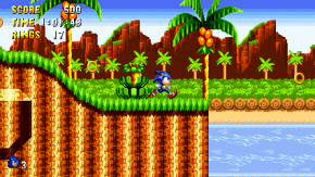 Project Eclipse is straightforward, classic Sonic: no dramatic frills, but what's on display works really well.