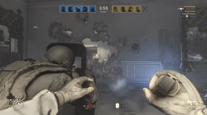 The destructible environment in Rainbow Six: Siege impressed the audience. A lot.