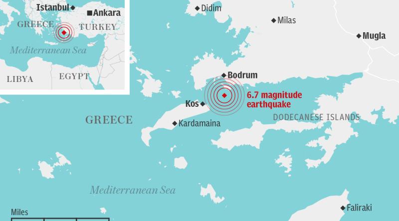 Bodrum-Kos-Earthquake