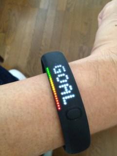 Nike+ FuelBandがやってきた! 二週間使って分かった9つの楽しさと効果