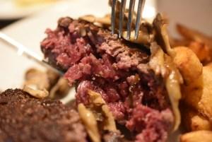ル・セヴェロ・ジャポン 〜 西麻布で熟成バザス牛ステーキをいただく肉ビストロが美味い!!パリの味を堪能!! [麻布グルメ]