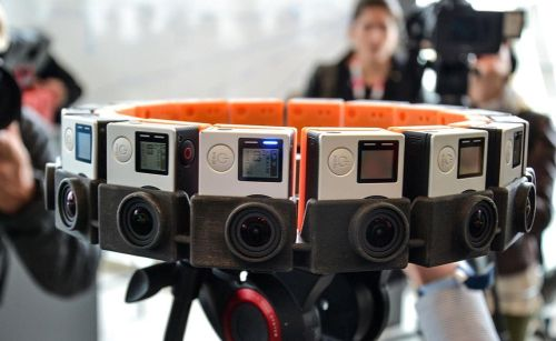 Medium Of 3d Video Camera