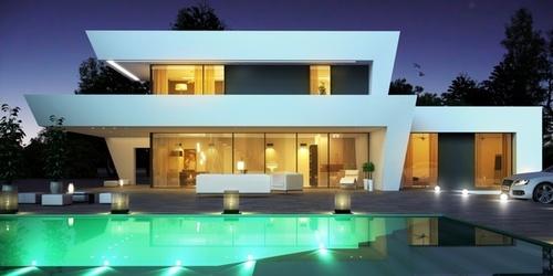 Espectaculares casas prefabricadas de dise o desde - Casas modulares diseno moderno ...