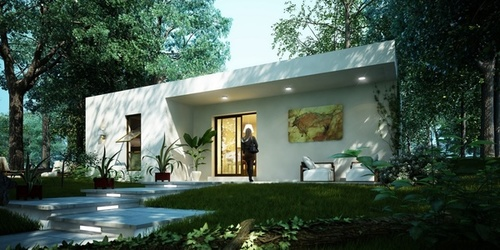 Espectaculares casas prefabricadas de dise o desde - Casas prefabricadas low cost ...
