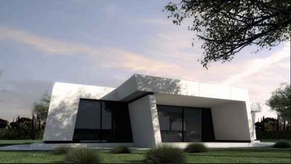 Joaquin torres el lujo prefabricado row - Acero joaquin torres casas modulares ...
