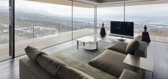 Casa modular con espectacular vista del Kidosaki Studio
