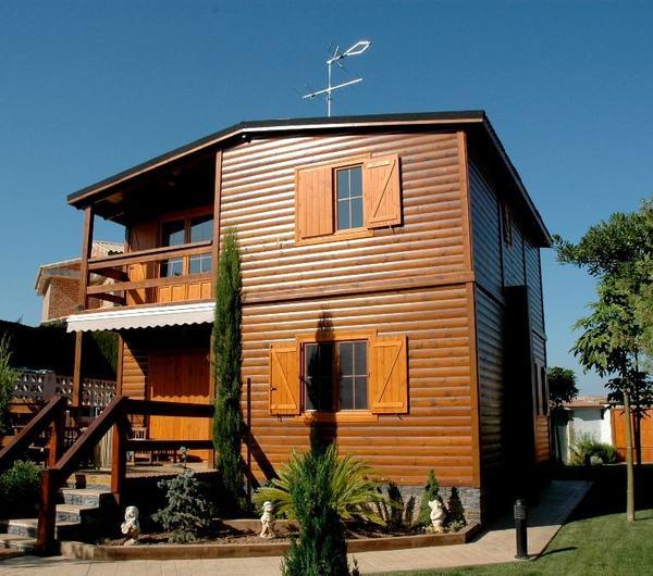 Casas de madera de segunda mano a mitad de precio Casa madera precio