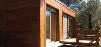 El mantenimiento de las casas de madera y las casas Ricci