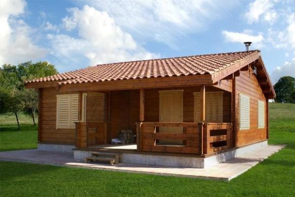 Casas y casetas de madera baratas desde - Precio de casas de madera baratas ...
