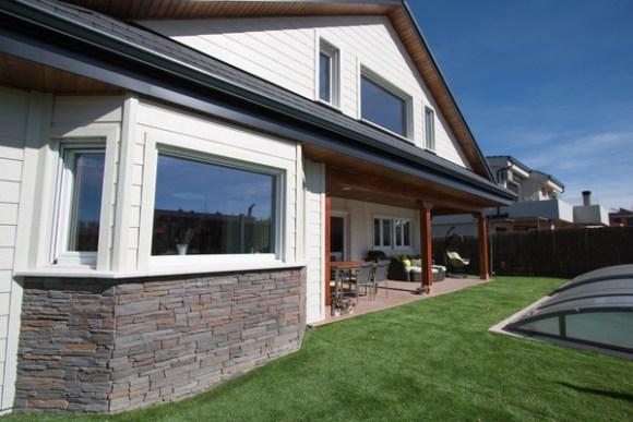 Casas americanas y modernas impresionantes proyectos Casas modernas americanas