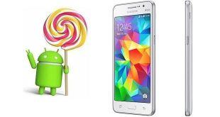Gran Prime Android 5.0