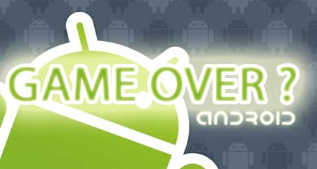 Android Game Over