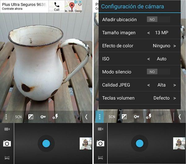camara ics app