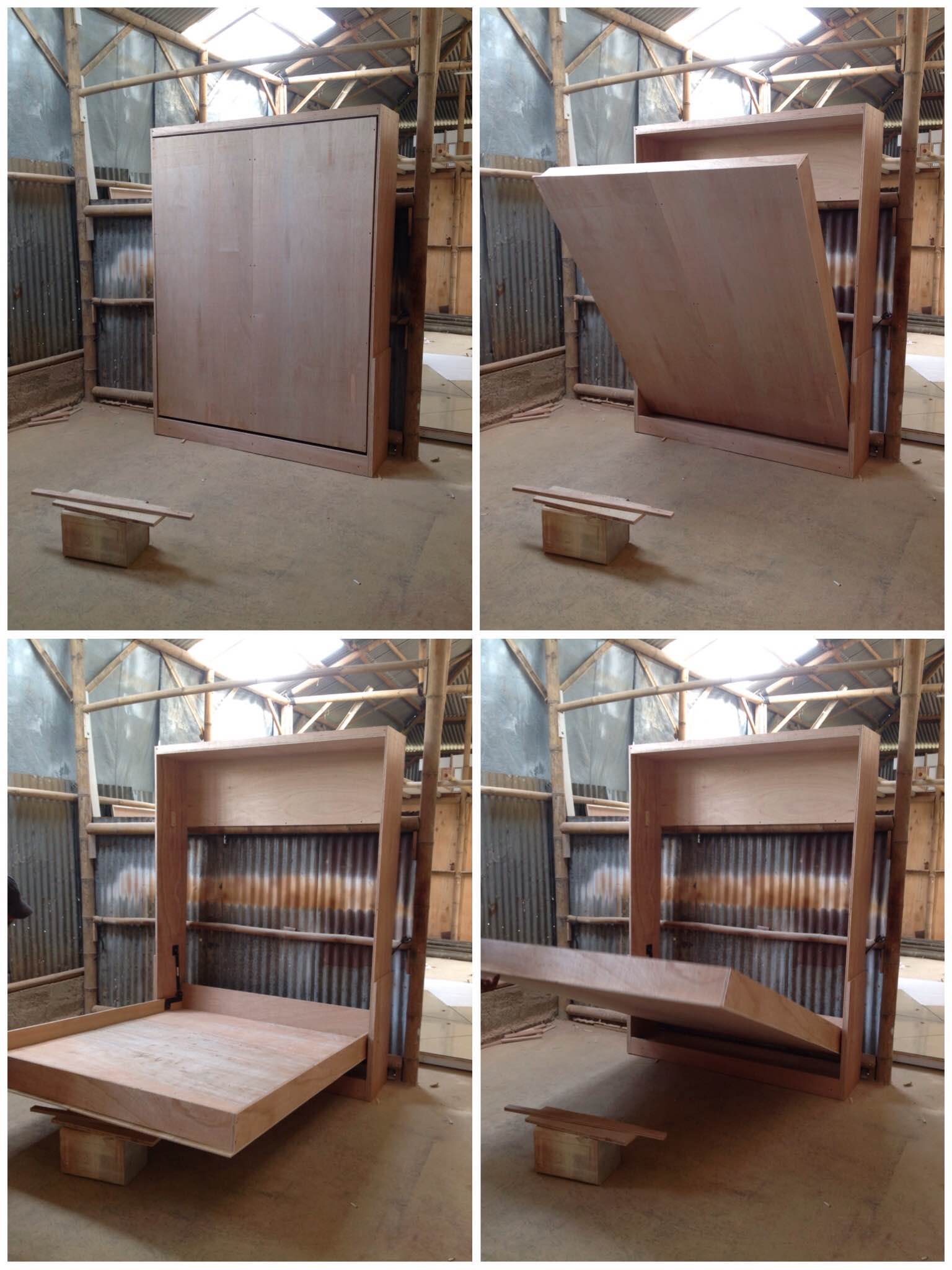 Wall bed Murphy bed Jakarta Indonesia