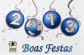 Boas festas 2013