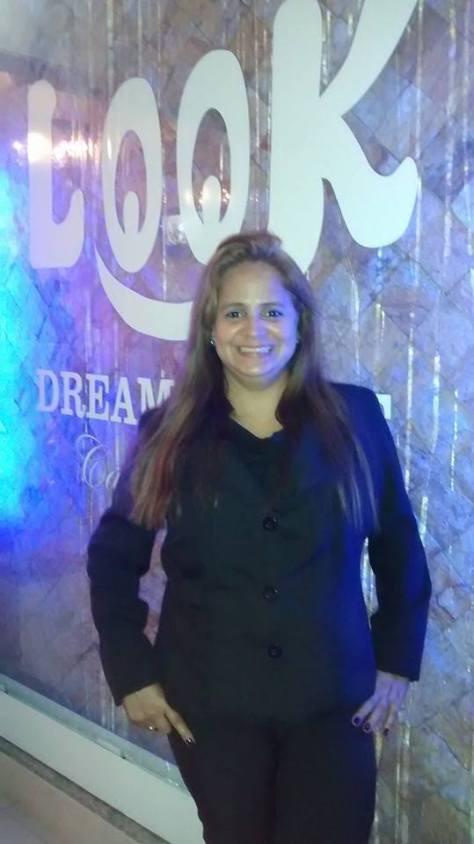 Cerimonialista Fernanda Ferreira.