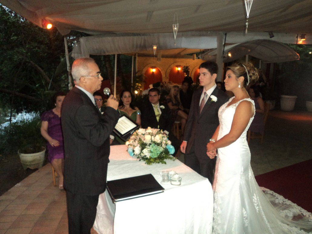 foto cerimônia Fabrizio e Renata, 19.7.14, Spazio Alegro, Barra Point, 19.7.14