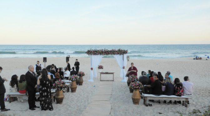 Casamento na praia – Rio de Janeiro