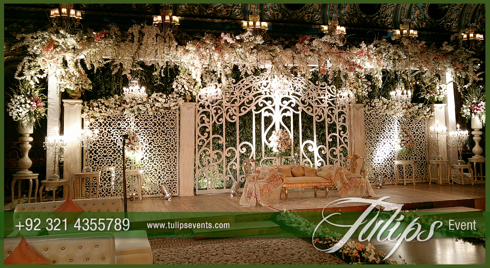 Walima archives tulips event management for Garden designs in pakistan
