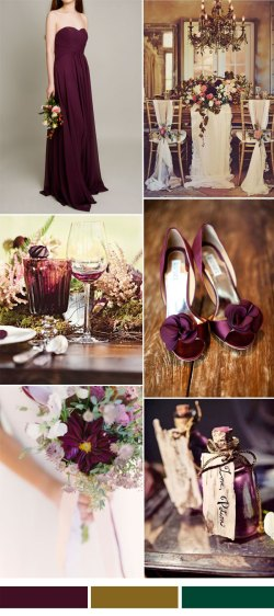 Small Of Winter Wedding Colors