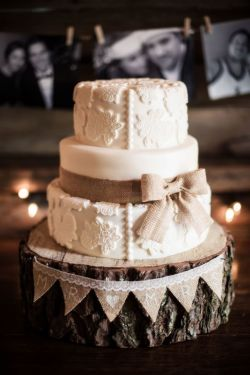 Small Of Country Wedding Cakes