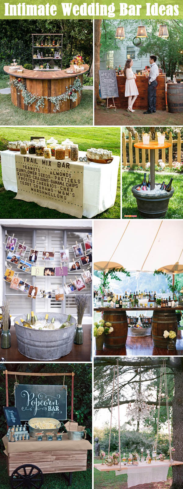 Innovative Intimate Small Wedding Bar Ideas To Get Your Guest Involed Intimate Wedding Five Essential Elements That Bring Your Small Wedding Ideas Near Me Small Wedding Ideas Spring wedding gifts Small Wedding Ideas