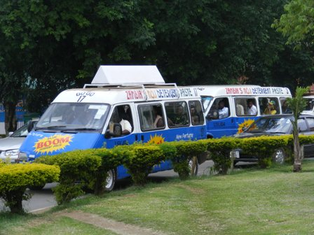 PF Gov't To Change Public Buses' Colours 'The Blue Colour Is Partisan-Its For MMD'